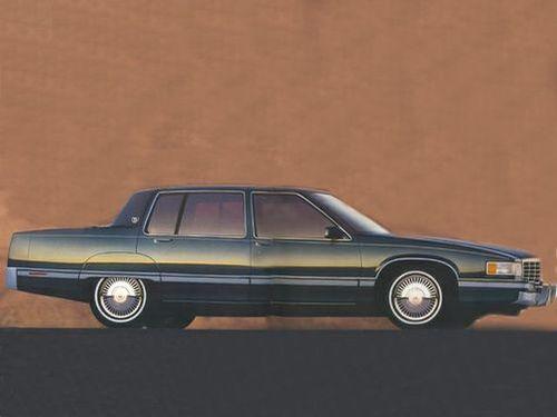 1992 Cadillac Sixty Special