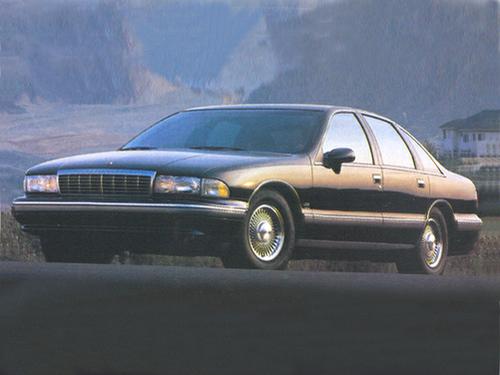 1993 Chevrolet Caprice Classic