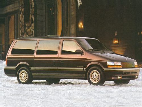 1993 Chrysler Town & Country