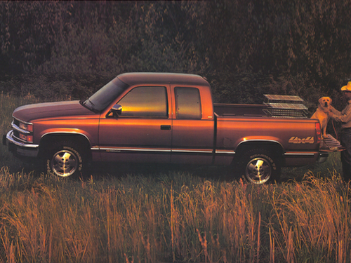 1992 Chevrolet 1500