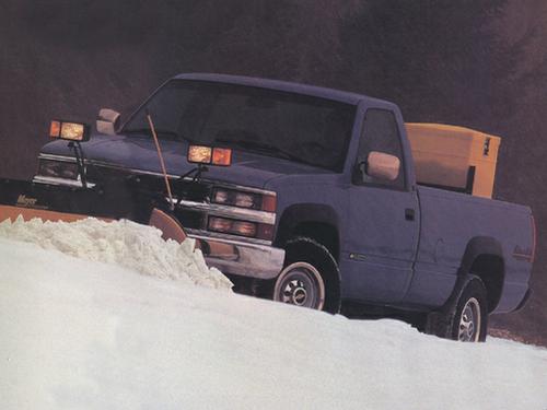 1992 Chevrolet 2500