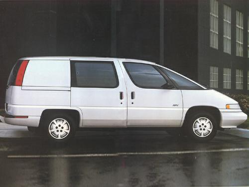 1992 Chevrolet Van