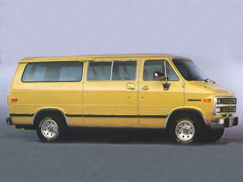 1993 Chevrolet Sportvan