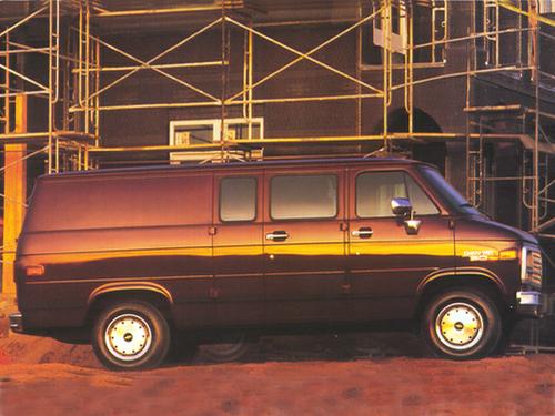 1993 Chevrolet Van