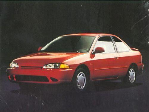 1993 Dodge Colt