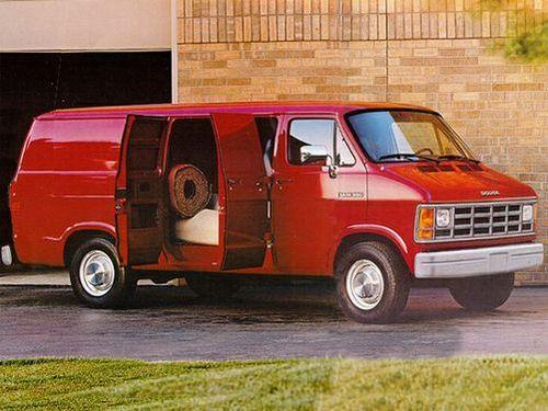 1993 Dodge B350 Ram