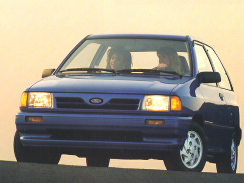 Ford Festiva