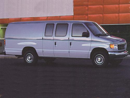 1993 Ford E350