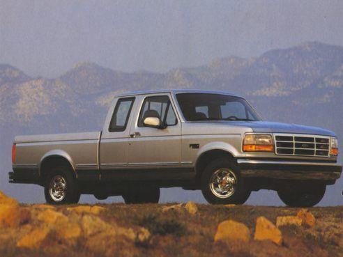 1993 Ford F 150 Recalls Cars Com