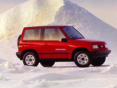 1992 Geo Tracker