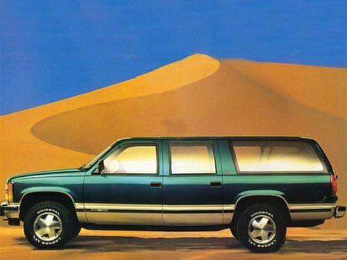 1993 GMC Suburban 2500