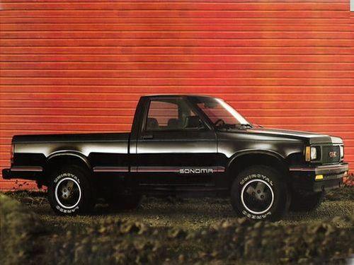 1993 GMC Sonoma