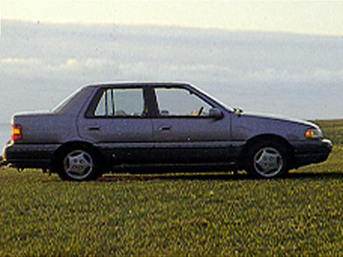 1993 Hyundai Excel