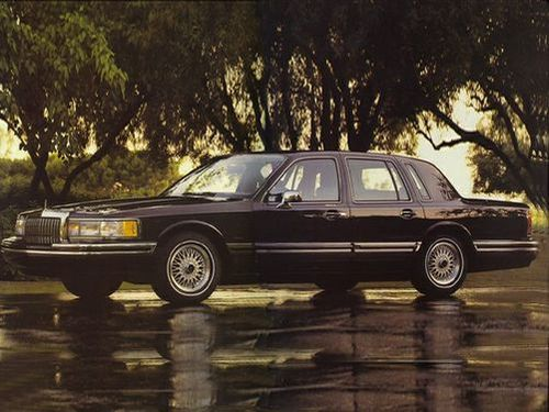 watch lincoln town youtube car