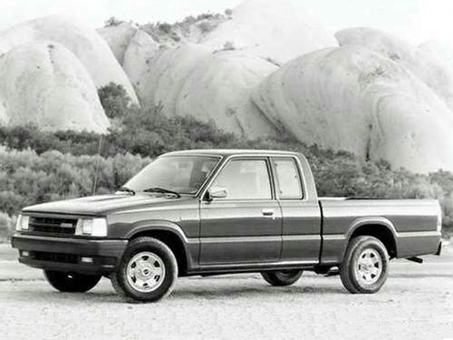 1993 Mazda B2200