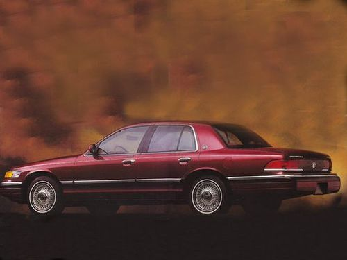 1993 Mercury Grand Marquis
