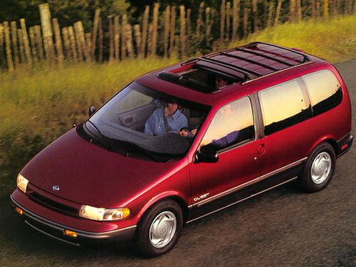1993 Nissan Quest