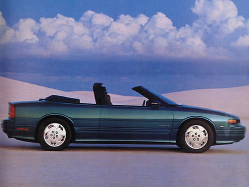 1993 Oldsmobile Cutlass Supreme