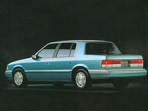1993 Plymouth Acclaim