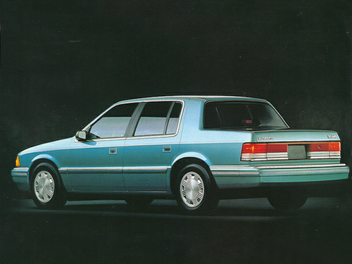 1993 Plymouth Acclaim