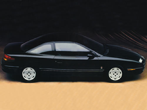 1993 Saturn SC
