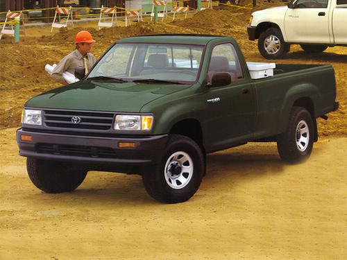 1993 Toyota T100