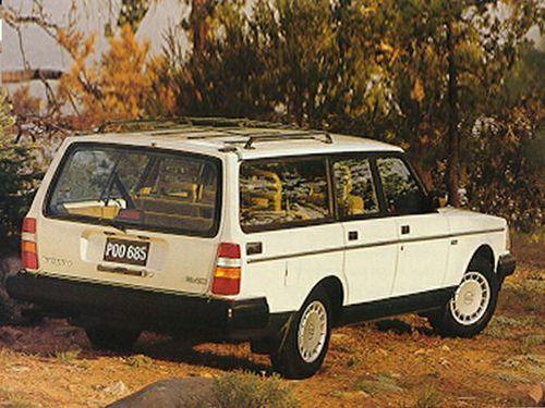 1992 Volvo 240