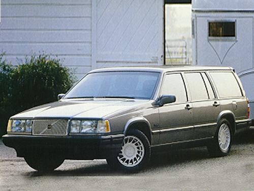 1993 Volvo 960