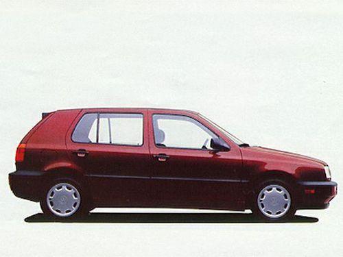 1993 Volkswagen Golf