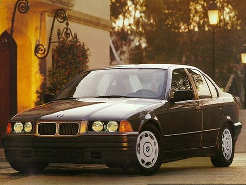 1994 BMW 318