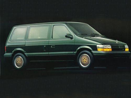 1994 Dodge Grand Caravan Trim Levels  Configurations At A Glance