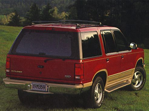 1994 ford explorer recalls. Black Bedroom Furniture Sets. Home Design Ideas