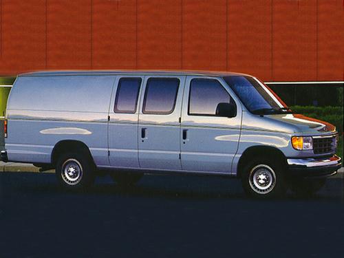 1994 Ford E350