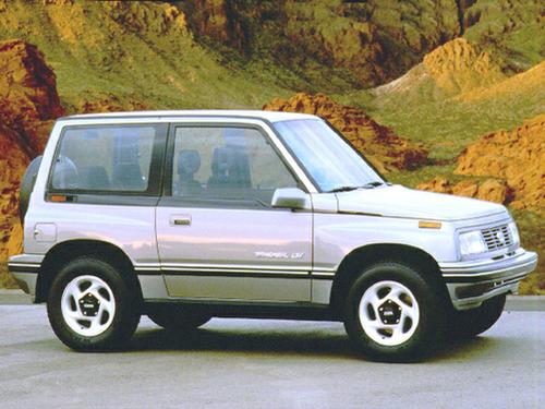 1994 Geo Tracker