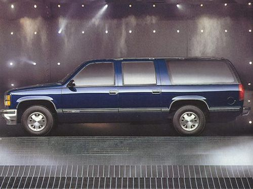 1995 GMC Suburban 1500