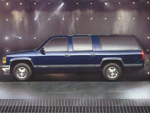 1995 GMC Suburban 2500