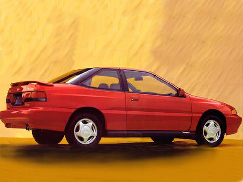 1994 Hyundai Scoupe
