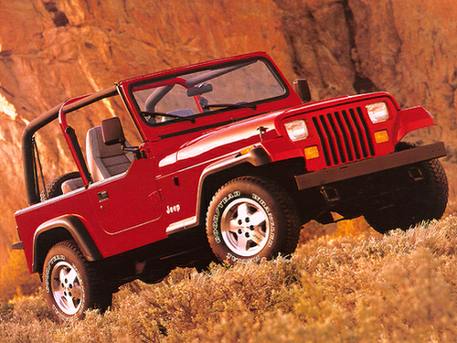 1994 Jeep Wrangler Overview