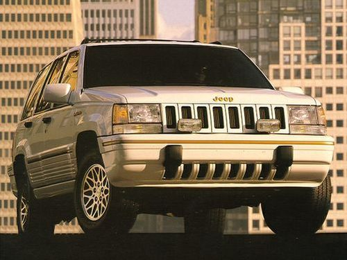 1994 jeep grand cherokee overview. Black Bedroom Furniture Sets. Home Design Ideas