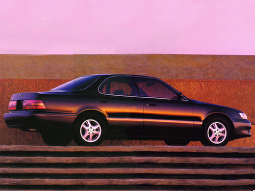 1994 lexus es 300 overview. Black Bedroom Furniture Sets. Home Design Ideas