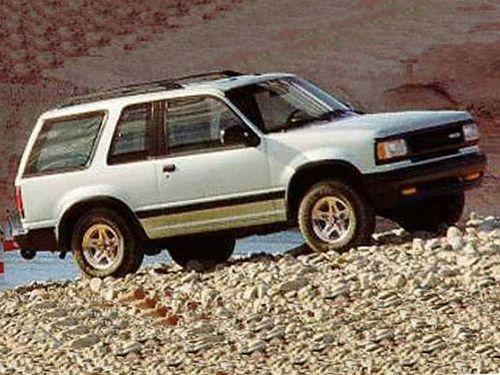 1993 Mazda Navajo
