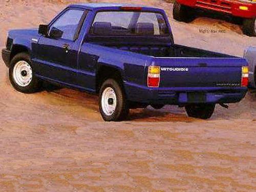 1994 Mitsubishi Mighty Max