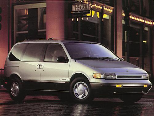 1994 Nissan Quest