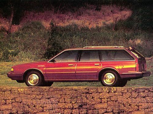 1993 Oldsmobile Cutlass Cruiser