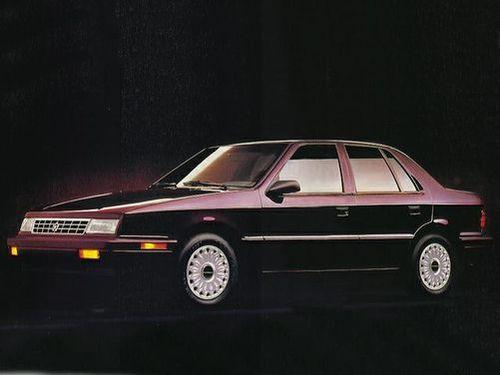 1993 Plymouth Sundance
