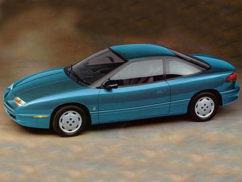 1995 Saturn SC