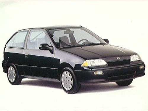 1994 Suzuki Swift