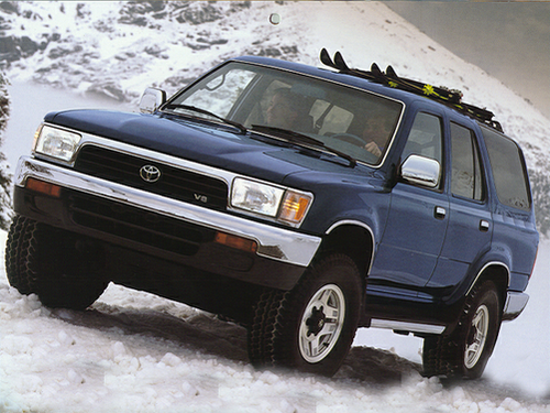 1994 Toyota 4runner Problems Engine And Solutions