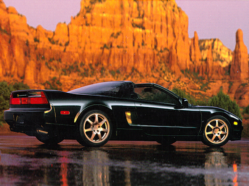 1995 Acura NSX Overview | Cars.com