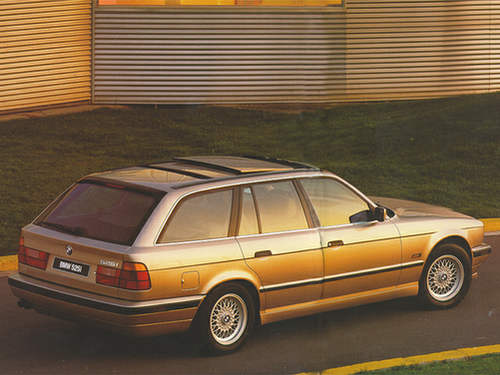 1995 BMW 525